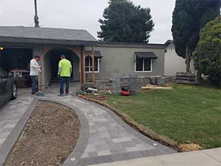 Waterproofing Pavers | Drywall Repair & Remodeling Los Angeles, CA